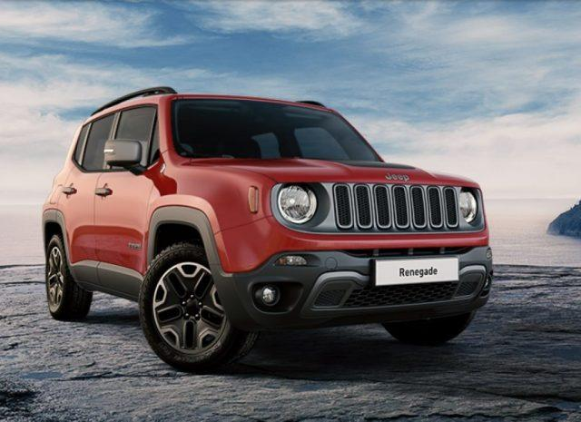 JEEP Renegade 1.3 T4 DDCT Longitude