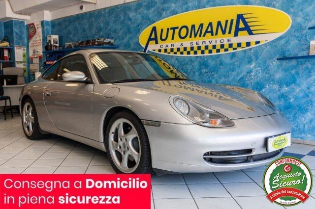 PORSCHE 911 Carrera 996 UNIPROPRIETARIO Tetto Apribile Navigat