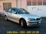 BMW 320 d turbodiesel Touring G.Traino & Pelle Si PERMUTE