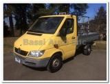 MERCEDES-BENZ Sprinter T35/28 211 CDI cat Tel. Cab.